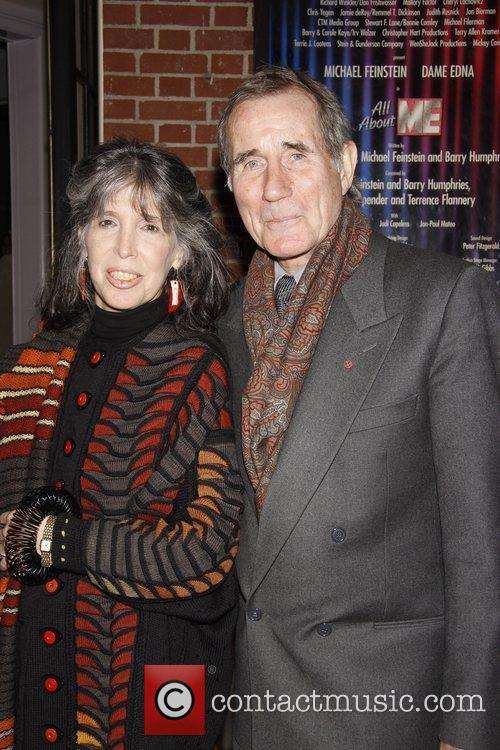 Julia Schafler and Michael Feinstein 8