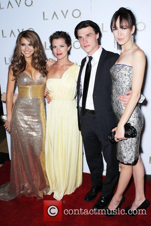 Chrishell Stause, Melissa Egan, Guest, Brittany Allen 'All...