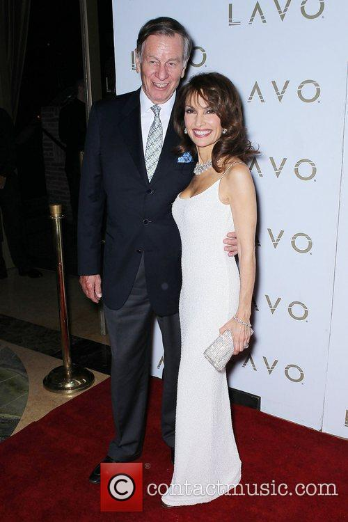 Helmut Huber, Susan Lucci 'All My Children' official...