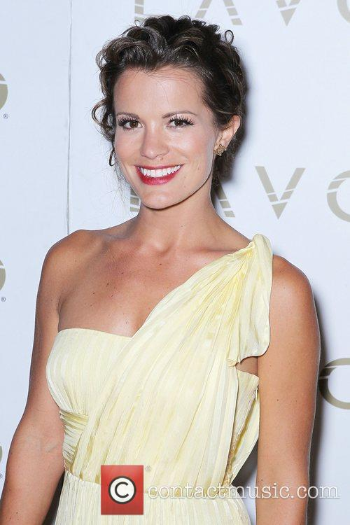 Melissa Egan and All My Children 3