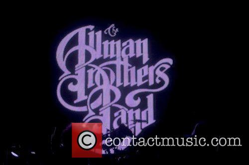 Atmosphere The Allman Brothers Band performing live at...