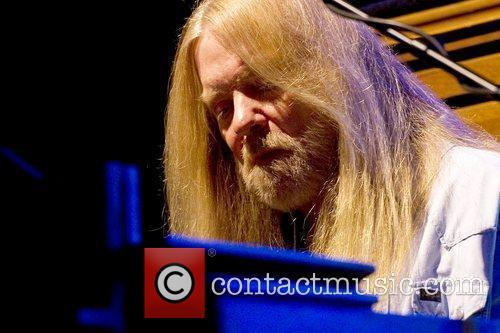 Gregg Allman The Allman Brothers Band performing live...