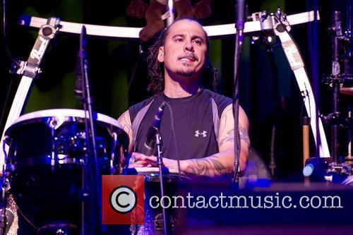 Marc Quinones The Allman Brothers Band performing live...