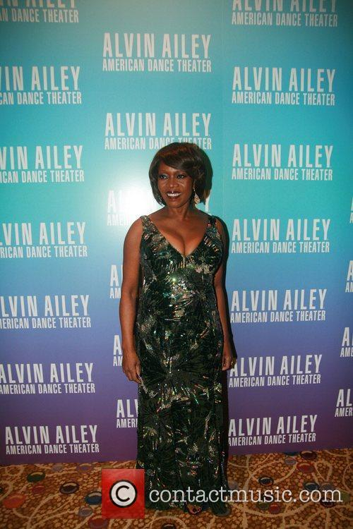 Alfre Woodard Alvin Ailey Opening Night Gala Party...