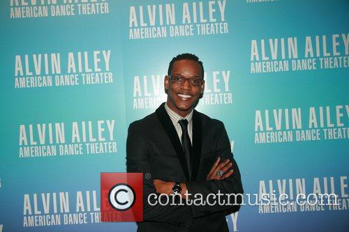 Louis Johnson Alvin Ailey Opening Night Gala Party...