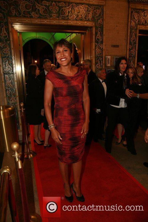 Robin Roberts Alvin Ailey Opening Night Gala Party...