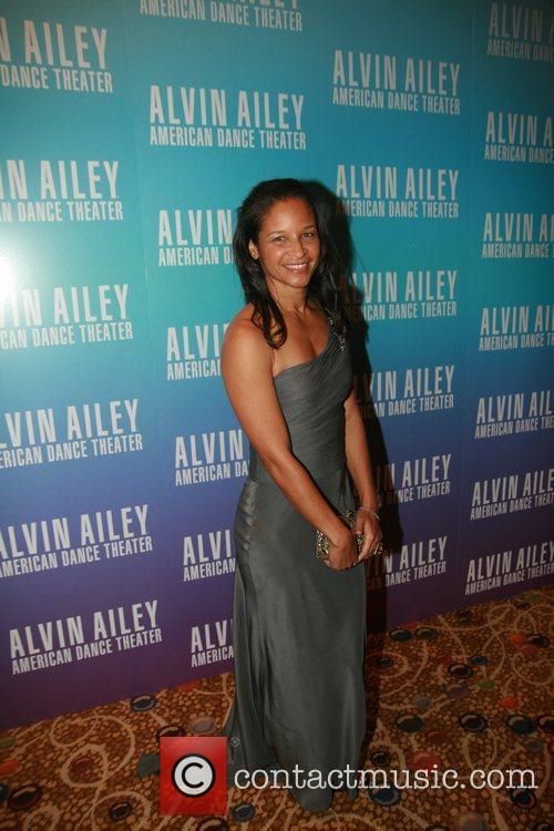 Yvette Campbell Alvin Ailey Opening Night Gala Party...