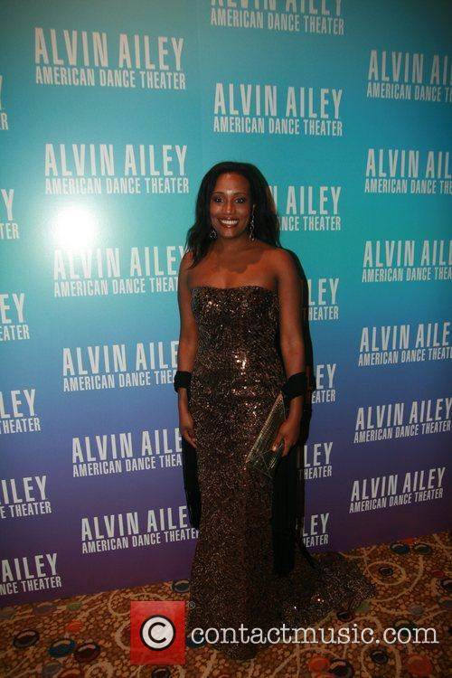 Alexis Clark Alvin Ailey Opening Night Gala Party...