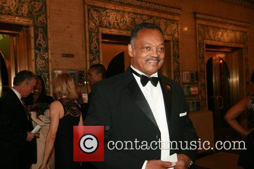 Reverend Jesse Jackson  Alvin Ailey Opening Night...