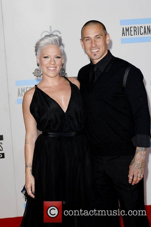 Pink, Alecia Moore and Carey Hart 3