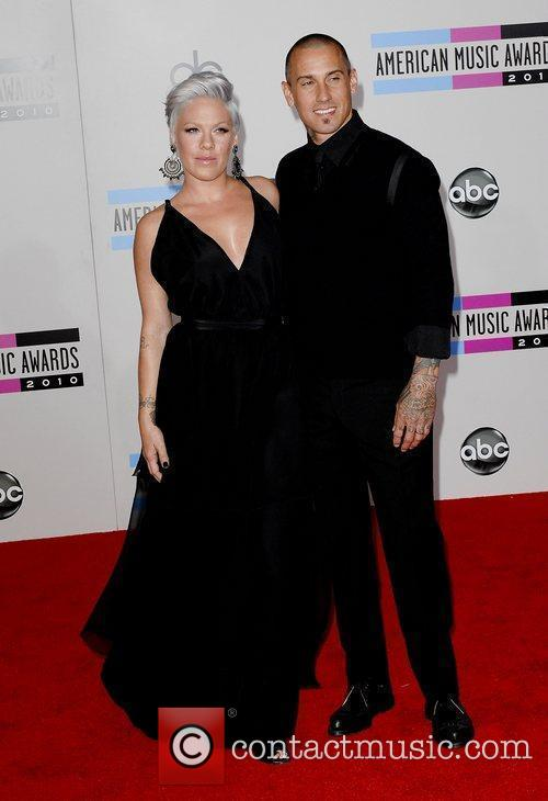 Pink, Alecia Moore and Carey Hart 4