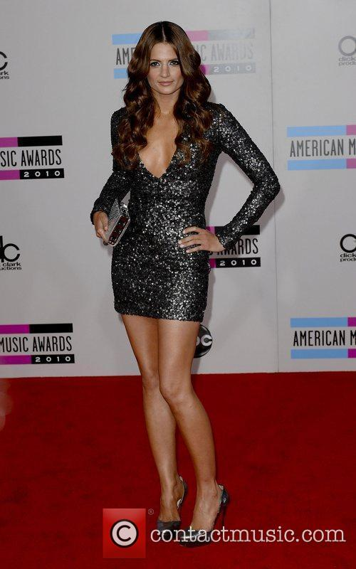 2010 American Music Awards (AMAs) held at the...
