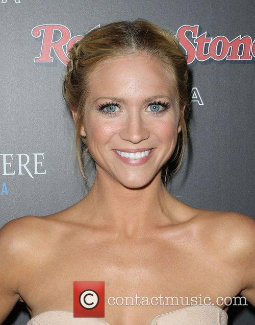 Brittany Snow and Rolling Stones