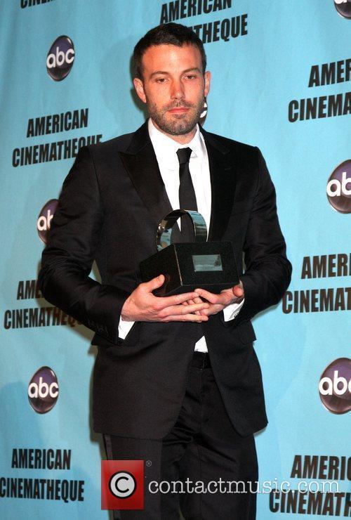 Ben Affleck The American Cinematheque 24th Annual Award...