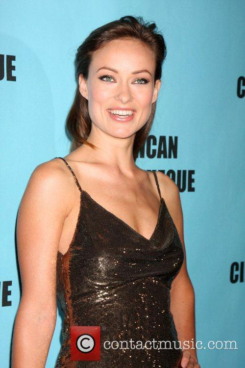 Olivia Wilde The American Cinematheque 24th Annual Award...