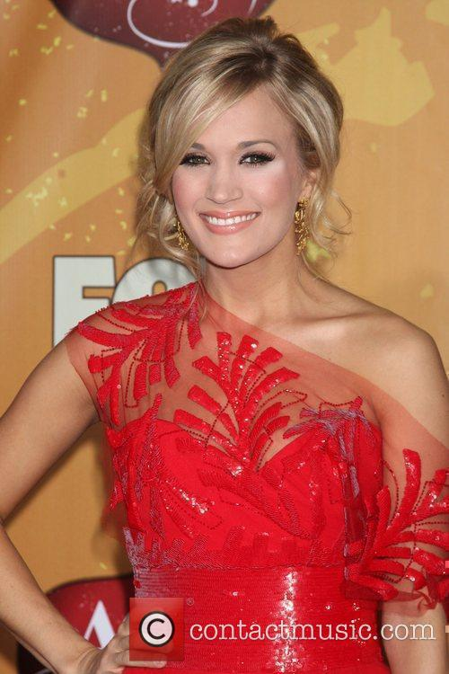 Carrie Underwood The 2010 American Country Awards at...