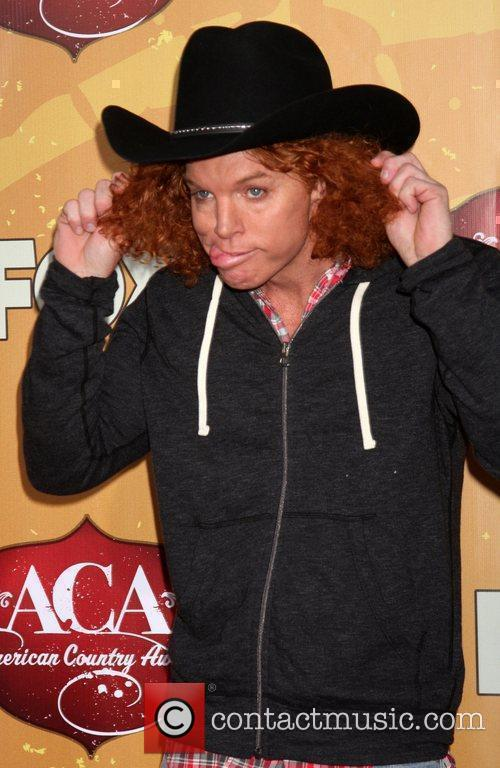 Carrot Top The 2010 American Country Awards at...