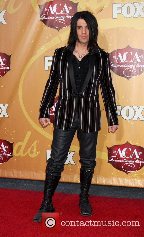 Criss Angel The 2010 American Country Awards at...