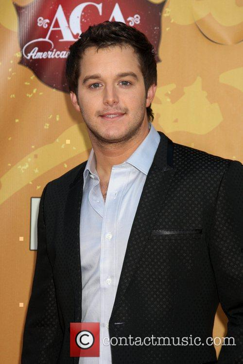 Easton Corbin The 2010 American Country Awards at...