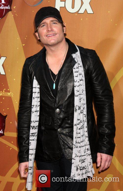 Jerrod Niemann The 2010 American Country Awards at...