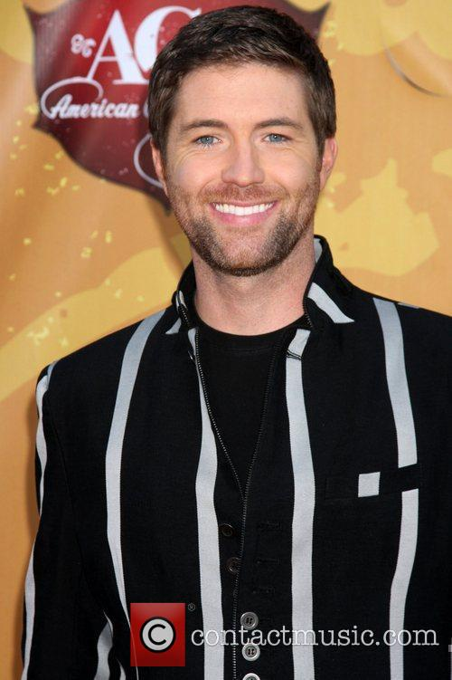 Josh Turner The 2010 American Country Awards at...