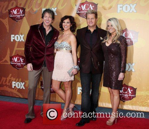 Joe Don Rooney, Tiffany Fallon, Gary LeVox and...