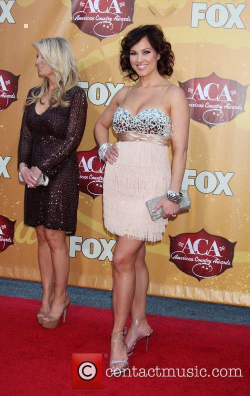 Tiffany Fallon The 2010 American Country Awards at...
