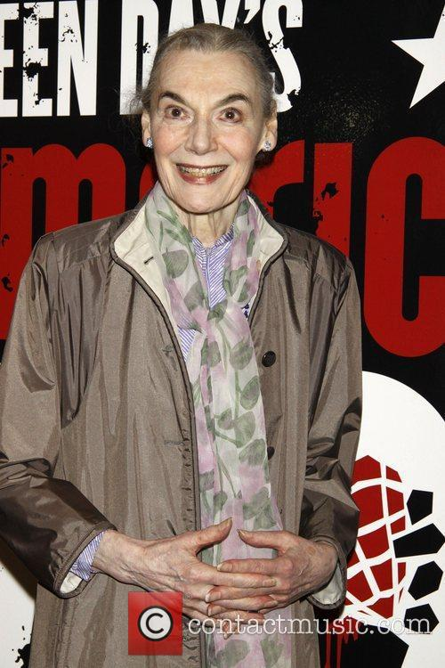Marian Seldes and Green Day 3