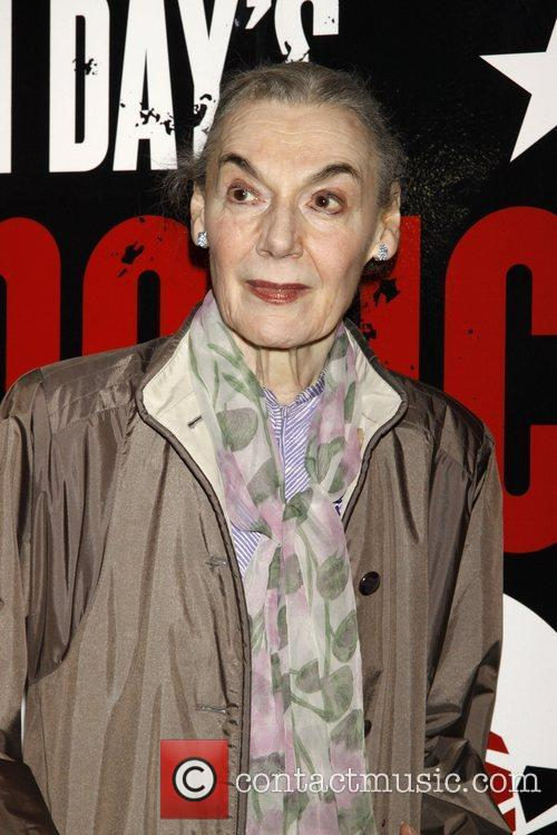 Marian Seldes and Green Day 1