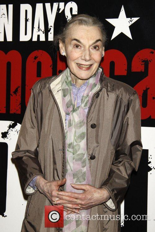 Marian Seldes  Opening night of the Broadway...
