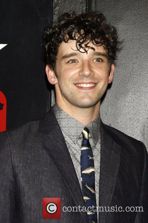 Michael Urie  Opening night of the Broadway...