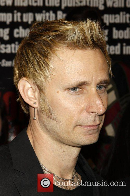Mike Dirnt and Green Day 7