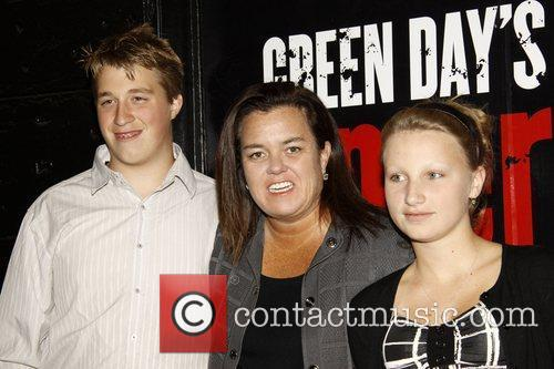 Parker O'donnell and Green Day 2