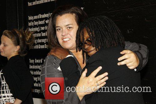 Rosie Odonnell and Green Day 3