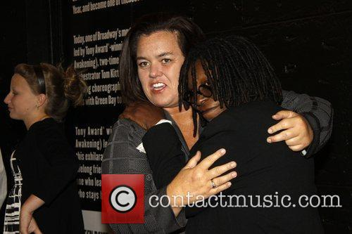 Rosie Odonnell and Green Day 4