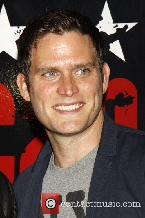 Steven Pasquale and Green Day 3