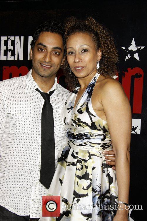 Tamara Tunie and Green Day 7