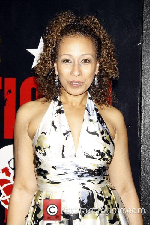 Tamara Tunie and Green Day 1
