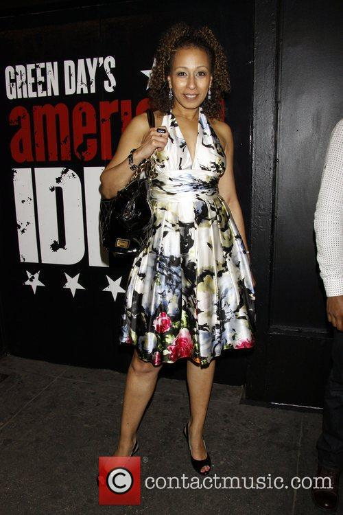 Tamara Tunie and Green Day 8