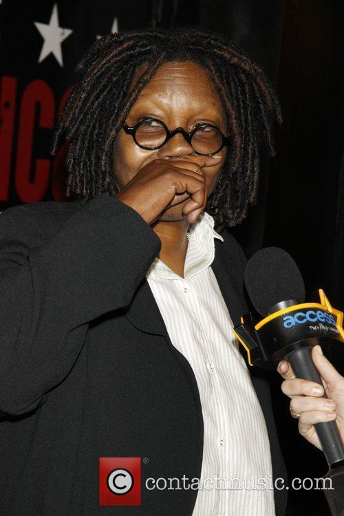 Whoopi Goldberg and Green Day 1