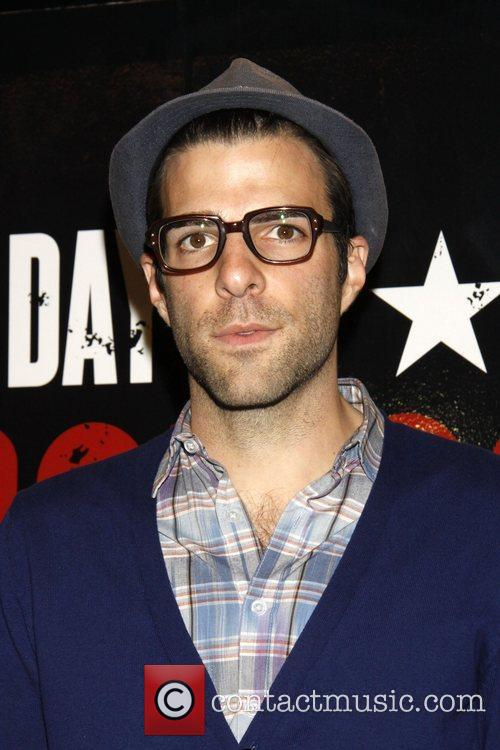 Zachary Quinto and Green Day 4