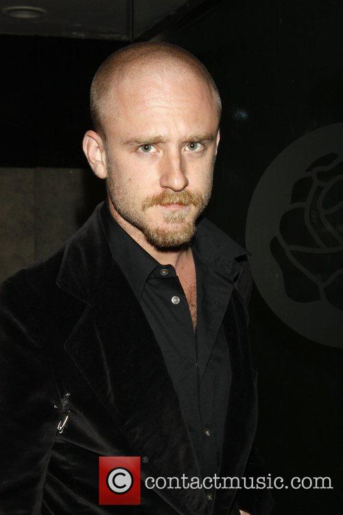 Ben Foster The opening night after party for...