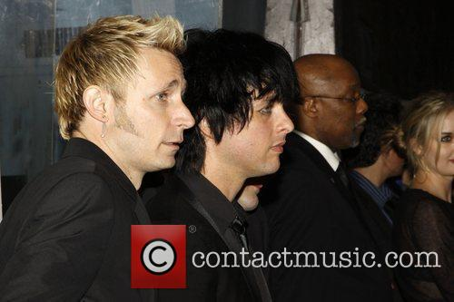 Mike Dirnt, Billie Joe Armstrong and Green Day 4