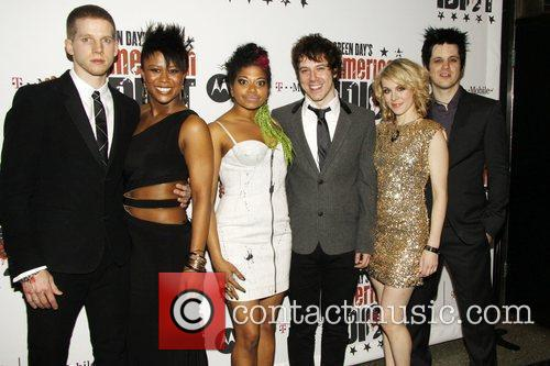 Stark Sands, Green Day, John Gallagher