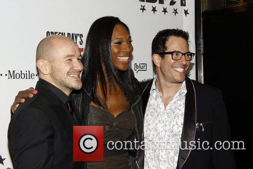 Steven Hoggett, Green Day and Serena Williams 3