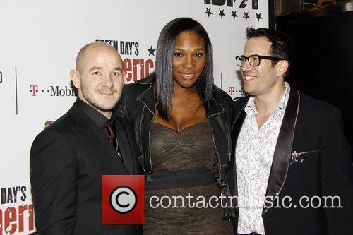 Steven Hoggett, Green Day and Serena Williams 5