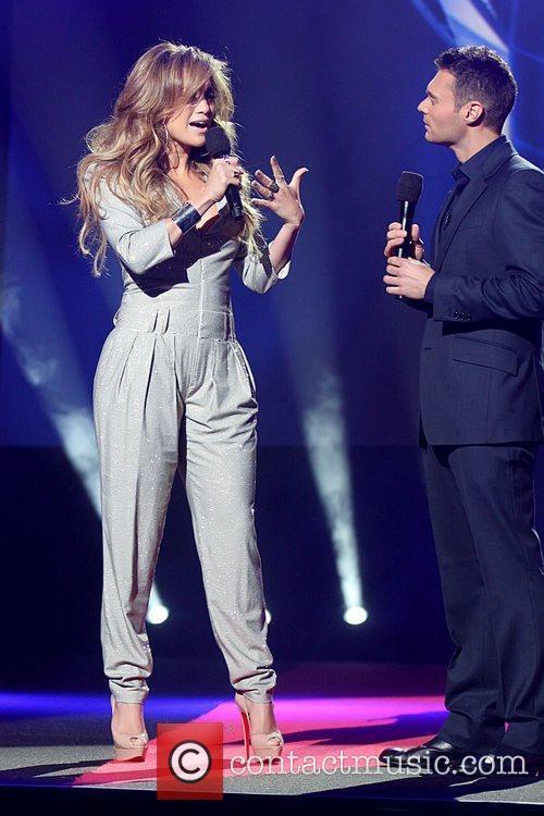 Jennifer Lopez American Idol Season 10 Performance