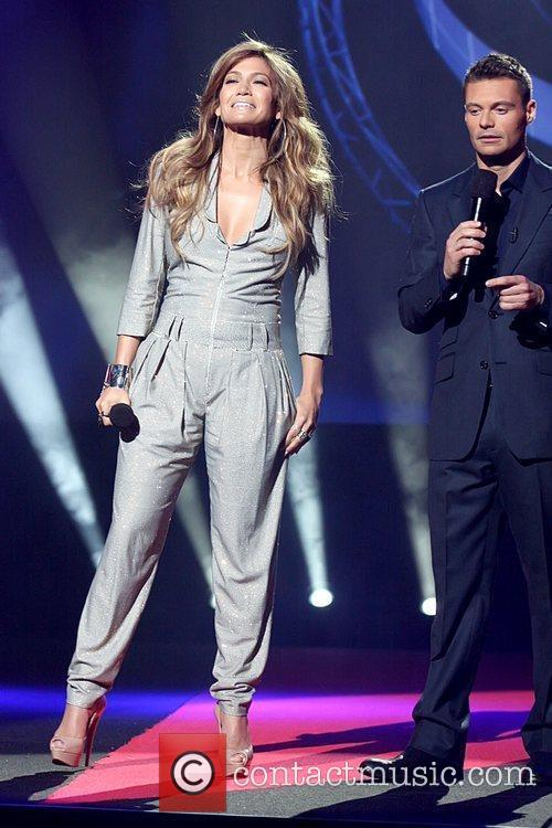 Jennifer Lopez, American Idol and Ryan Seacrest 1
