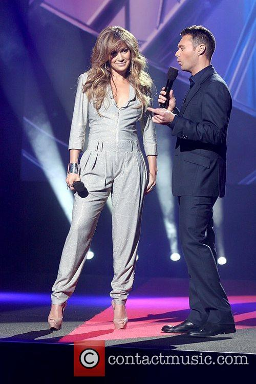 Jennifer Lopez, American Idol and Ryan Seacrest 3