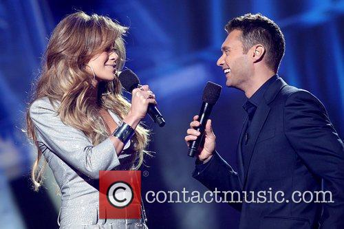 Jennifer Lopez, American Idol and Ryan Seacrest 10